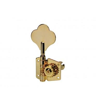 Boston 88-GL Set di 4 meccaniche per basso elettrico colore oro