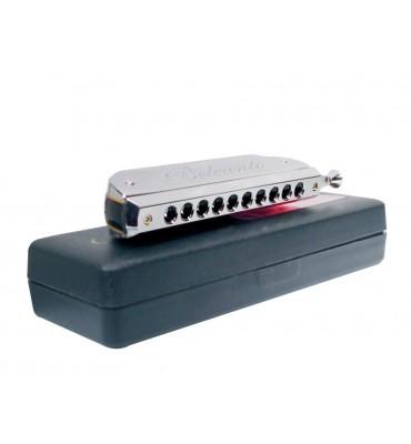 Belcanto HRM-40-CRO Armonica Cromatica in DO 10 fori 40 voci
