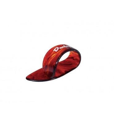Dunlop 9023-R Plettro per pollice thumb picks largo tartarugato