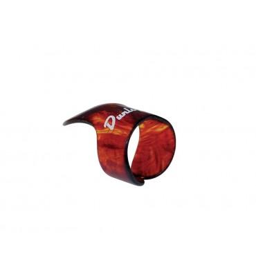Dunlop 9020-R Plettro per dito finger picks largo tartarugato