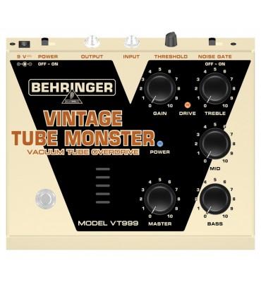 Behringer VT999 Vintage Tube Monster Overdrive per chitarra elettrica