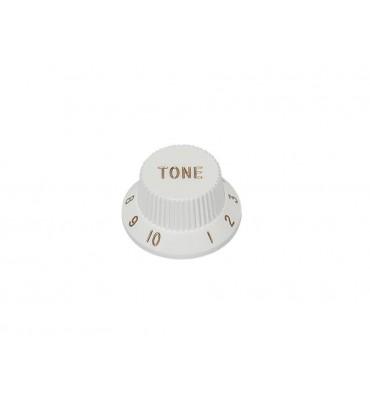 Boston KW-1726-T manopola tono per chitarra colore bianco