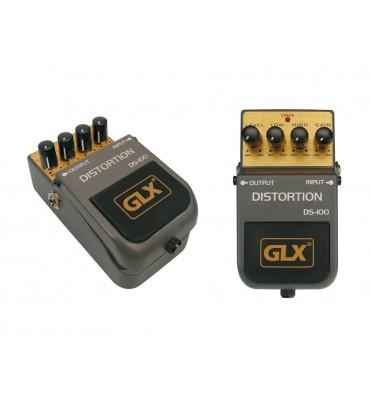 GLX DS-100 Distorsore effetto a pedale per chitarra