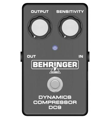Behringer DC9 Compressore dinamico per chitarra elettrica