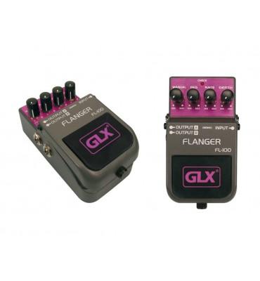 GLX FL-100 Flanger effetto a pedale per chitarra