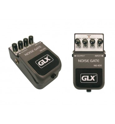 GLX NG-100 Noise Gate effetto a pedale per chitarra