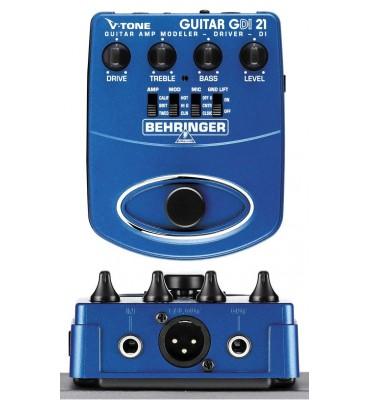 Behringer GDI21 V-Tone Guitar simulatore di ampli per chitarra