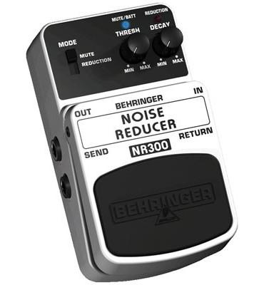 Behringer NR300 Noise Reducer per chitarra elettrica