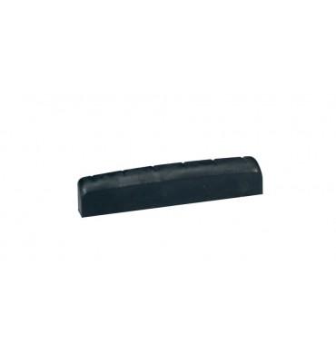 Boston NTC-9 Top nut capotasto in carbonio per chitarra elettrica 41,5x8,2x5mm