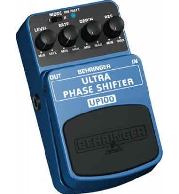 BEHRINGER - UP100 ULTRA PHASE SHIFTER Effetto a pedale per Chitarra
