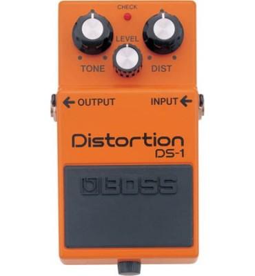 BOSS - DS1 Distortion Effetto a pedale per Chitarra