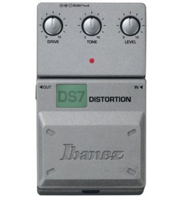 IBANEZ DS7 DISTORTION Effetto a pedale per Chitarra