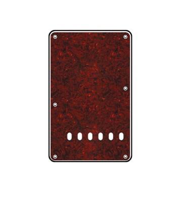 Boston BP-313-TM Backplate tremolo piastra coprimolle per chitarra 86x138mm