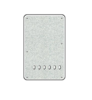 Boston BP-213-SSV Backplate tremolo piastra coprimolle per chitarra 86x138mm