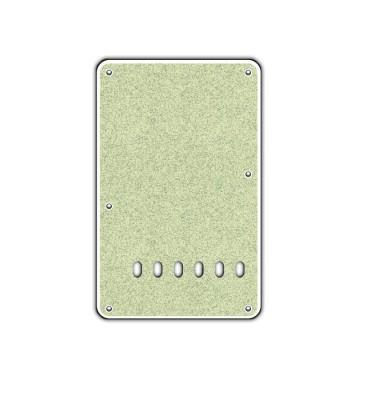 Boston BP-213-SCH Backplate tremolo piastra coprimolle per chitarra 86x138mm