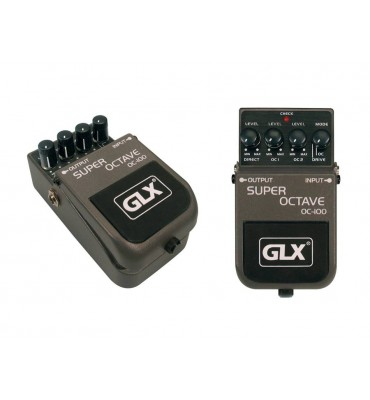 GLX OC-100 Super Octave effetto a pedale per chitarra