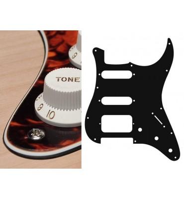 Boston ST-323-MO Battipenna arancione marmo per chitarra tipo Stratocaster SSH