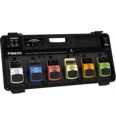 BEHRINGER  PB600 Pedal Board per chitarra