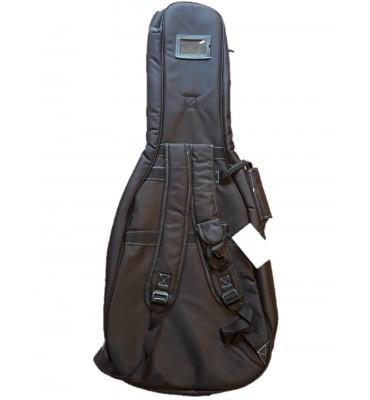 Valmusic VAL-10CG-39 borsa per chitarra classica 4/4, imbottitura 10mm