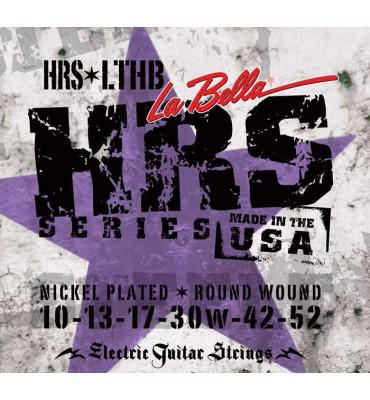 La Bella HRS-LTHB Muta di corde per chitarra elettrica, 010-052