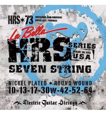 La Bella HRS-73 Muta per chitarra elettrica 7 corde, 010-064