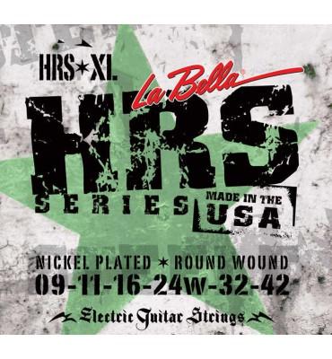 La Bella HRS-XL Muta di corde per chitarra elettrica, 009-042