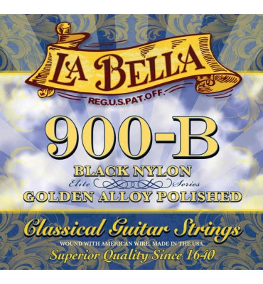 La Bella 900B Muta di corde per chitarra classica, tensione media