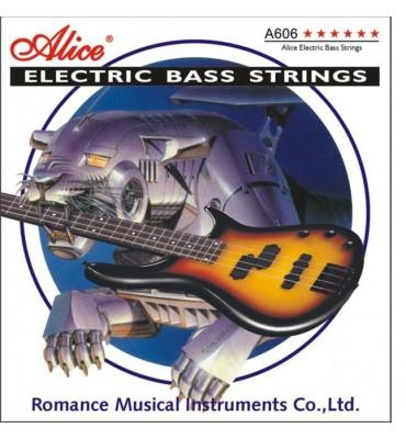 Alice A606 (5)-M muta per basso elettrico 5 corde 045 - 130