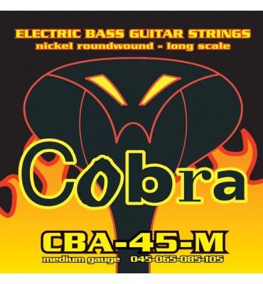 Cobra CBA-45-M Muta di corde per basso elettrico 045-105