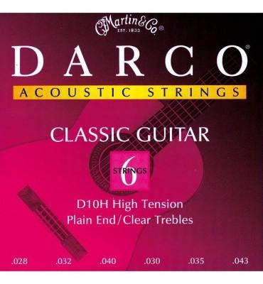 Martin Darco D10H - 028/043 corde per chitarra classica