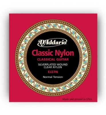D'Addario EJ27N 028/043 Muta di corde per chitarra classica