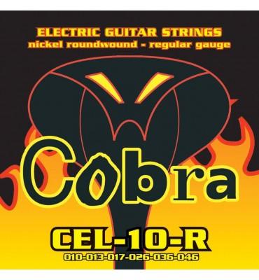 Cobra CEL-10-R Muta di corde per chitarra elettrica 010-046