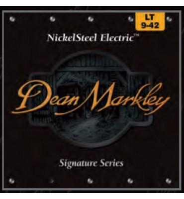 DEAN MARKLEY 2502B LT NICKELSTEEL 009-042 Corde per Chitarra Elettrica