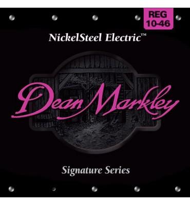DEAN MARKLEY 2503 REG NICKELSTEEL 010-046 Corde per Chitarra Elettrica