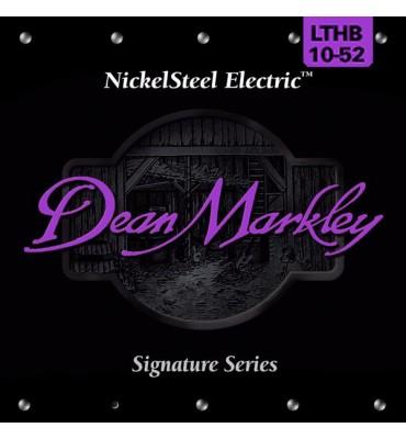 DEAN MARKLEY 2504B LTHB - NICKELSTEEL - 010-052 Corde per Chitarra Elettrica