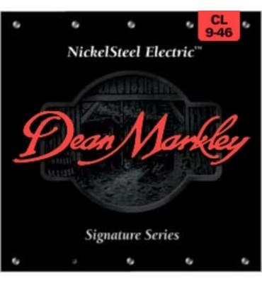 DEAN MARKLEY 2508 CL NICKELSTEEL 009-046 Corde per Chitarra Elettrica