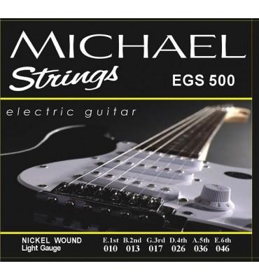 MICHAEL STRINGS EGS500 10/46 Corde per Chitarra Elettrica