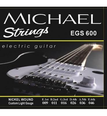 MICHAEL STRINGS EGS600 9/46 Corde per Chitarra Elettrica