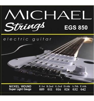 MICHAEL STRINGS EGS850 9/42 Corde per Chitarra Elettrica