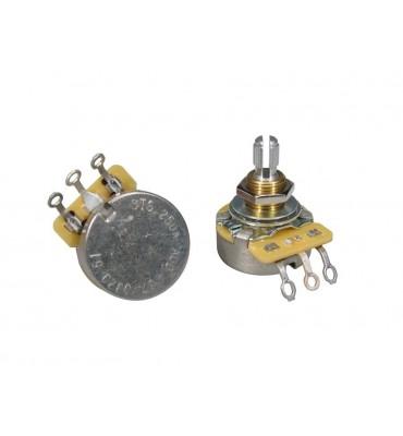 CTS - CTS250-A51 Potenziometro Logaritmico Volume 250K Per Chitarra e Basso