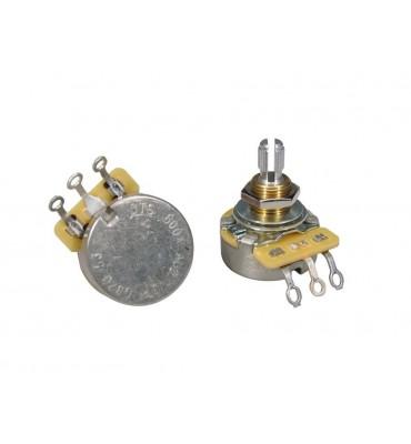 CTS - CTS500-A53 Potenziometro Audio-Volume 500K Per Chitarra e Basso