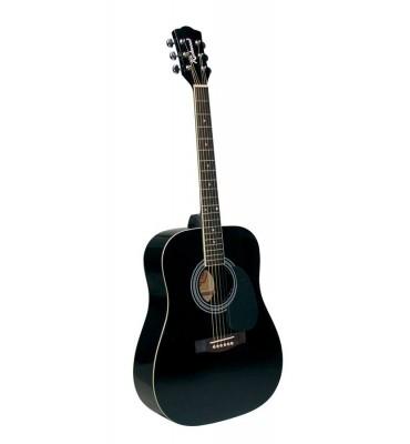RICHWOOD RD-12-BK black chitarra acustica