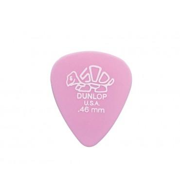 Dunlop 41-R-46/S Delrin Set di plettri per chitarra 12pz