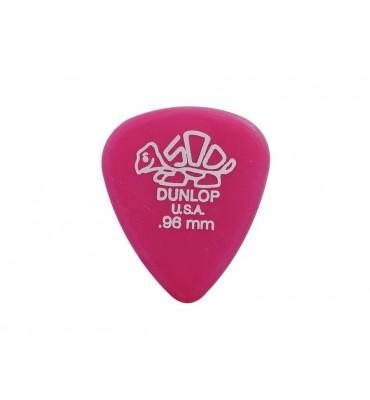 Dunlop 41-R-96/S Delrin Set di plettri per chitarra 12pz