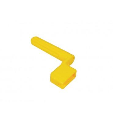 Boston STW-10-YE Avvolgicorde per chitarra colore giallo