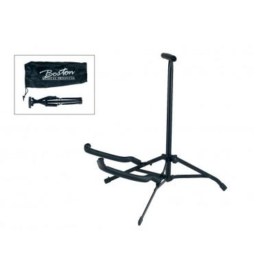 Boston GS-150-A Supporto pieghevole per chitarra acustica