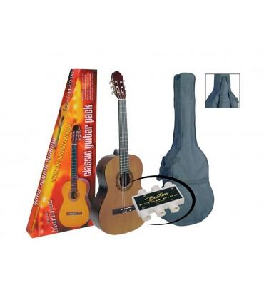A.MARTINEZ MTC-083-P Kit chitarra classica 3/4