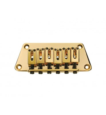 Boston B-1540-G Ponte fisso per chitarra elettrica colore oro