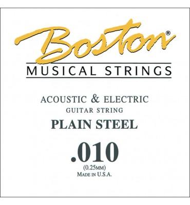 Boston BPL-010 corda singola per chitarra acustica ed elettrica 010