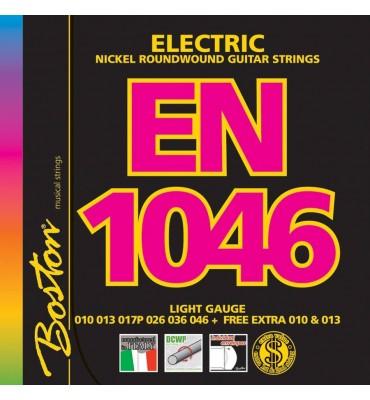 Boston EN-1046 Muta di corde per chitarra elettrica 010/046